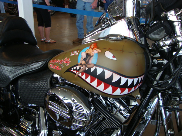 O 39 s custom paints custom painting harleys choppers for How much to paint a motorcycle