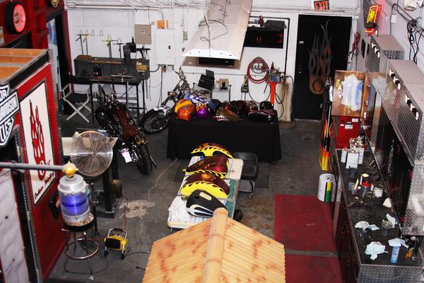 Custom Paint Shops Near Me >> O S Custom Paints Custom Painting Harleys Choppers